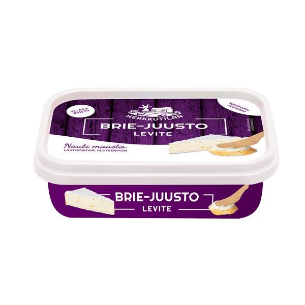 Herkkutilan Brie-juustolevite